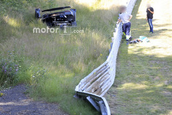 Crash: Koenigsegg One:1