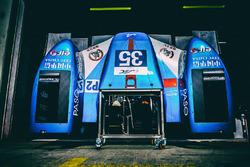 #35 Baxi DC Racing, Alpine A460 - Nissan: Frontpartie