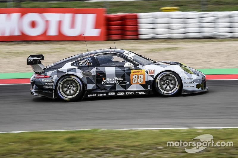 1. LMGTE-Am: #88 Proton Racing, Porsche 911 RSR