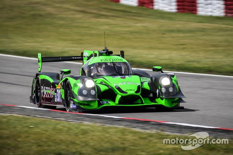 7. LMP2: #31 Extreme Speed Motorsports, Ligier JS P2 - Nissan
