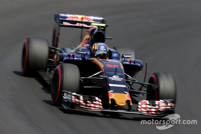 6: Carlos Sainz, Scuderia Toro Rosso