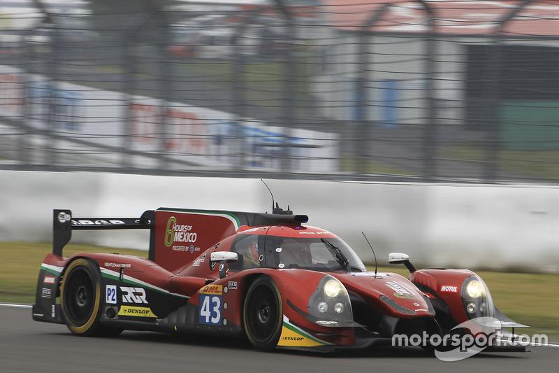 4. LMP2: #43 RGR Sport by Morand, Ligier JSP2 - Nissan