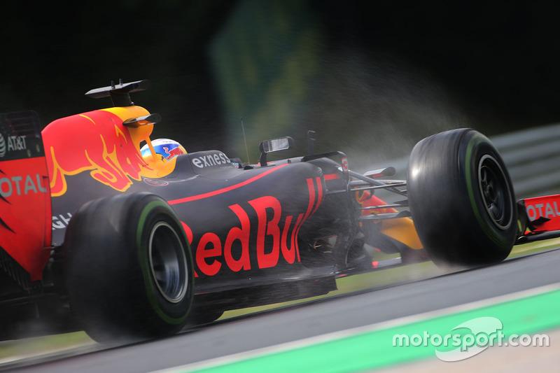 3: Daniel Ricciardo, Red Bull Racing RB12