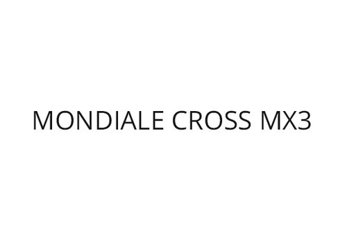 Mondiale Cross Mx3