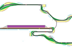 5.7km future concept track i designed for f1 as a night race
