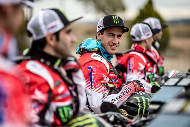 Monster Energy Honda Team
