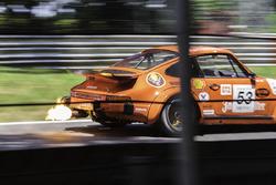 #53 Maurizio Fratti, Andrea Cabianca - Porsche 934 1976