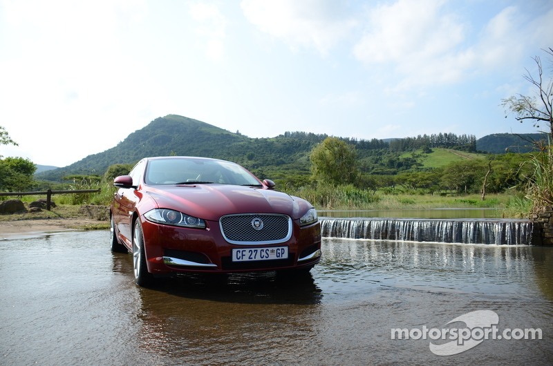 XF 3liter supercharged