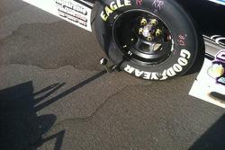 Tire chock - JCR style