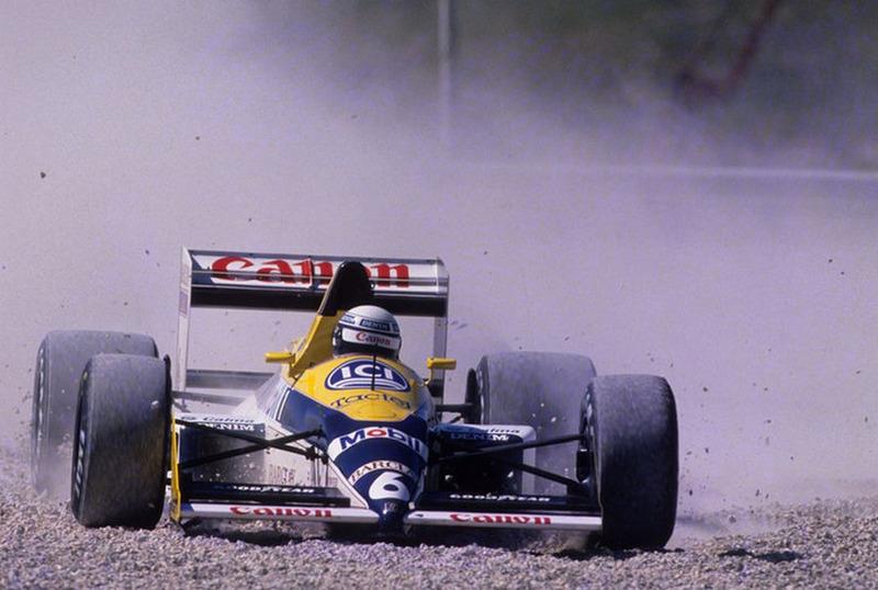 Риккардо Патрезе, Williams FW12 Judd (8 очков)