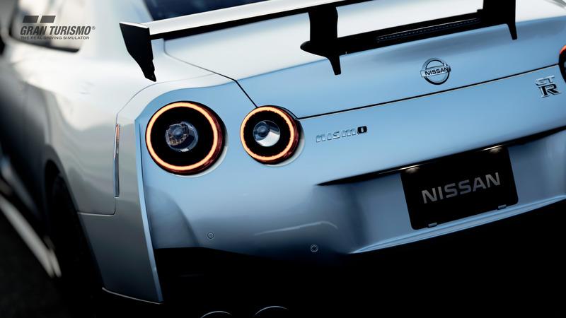 Nissan GT-R NISMO '17 (N600)