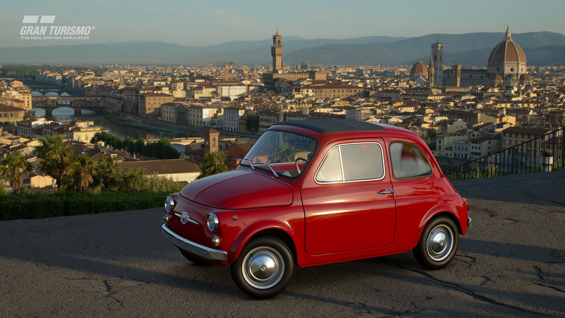 Fiat 500 F '68