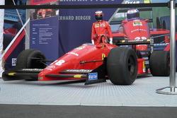 Gerhard Berger Ferrari 88C 1988'