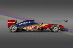 Scuderia Toro Rosso F1 Concept