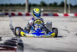 Stirling Fairman @ homestead karting