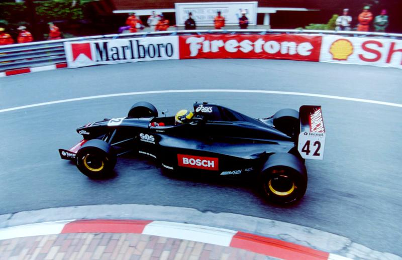 Battistuzzi F3000 1999 Monaco