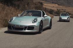 Porsche 911 Targa 4S Exclusive Mayfair Edition