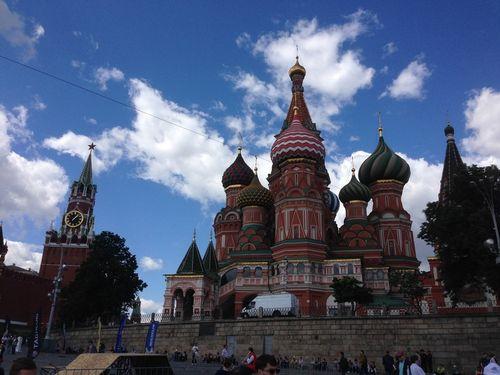 Этап Формулы E в Москве