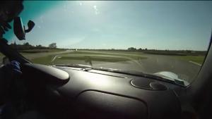 Porsche 996 GT3 In car