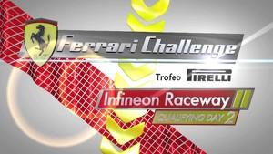 Ferrari Challenge, Infineon Raceway, 2011 Day 2 Qualifying