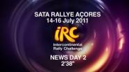 IRC 2011 - Round - Sata Rally Acores Day 2