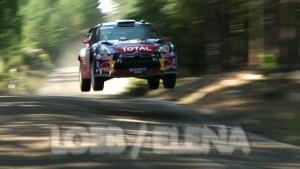 Citroen Racing - WRC - Finland 2011 - Shakedown