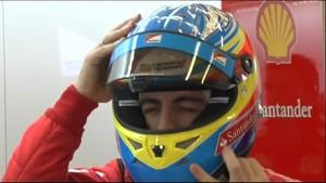 Scuderia Ferrari - Der GP von Spanien 2011