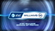 ATT Williams - Germany GP Preview