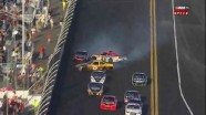 Replay Wrecks - Daytona International Speedway 2011