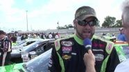2010 ARCA Salem - Sheltra Interview