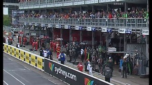 Sydney Telstra 500 - Sunday - Race Coverage