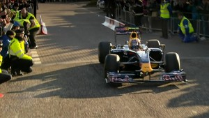 Red Bull Racing - Milton Keynes Home Run 2011