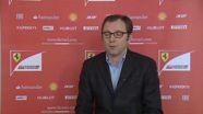 Scuderia Ferrari - F2012 - Stefano Domenicali