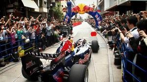 Formula 1 2011 - Red Bull Racing: Best of Showcar Runs 2011