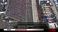 First Restart of the Race - Martinsville - 10/28/2012