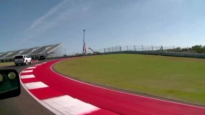 Ron Howard visits Circuit of The Americas 2012