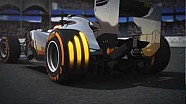 F1 2013 - The new Pirelli Formula 1 tyres for 2013
