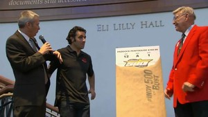 2013 - IndyCar - Ticket Unveiling