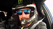 Ken Block hoons on Budapest Track In Ford Fiesta ST