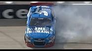 NASCAR Kasey Kahne Wrecks at Dover 2013