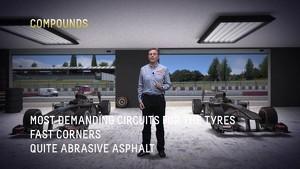2013 Formula 1 British GP - Pirelli preview