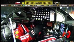 NASCAR Clint Bowyer brings out the caution | Richmond (2013)
