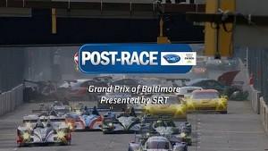 2013 Baltimore Race Recap - ALMS - Tequila Patron - ESPN - Sports Cars - Racing - USCR