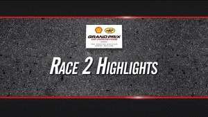 Grand Prix of Houston Race 2 Highlights