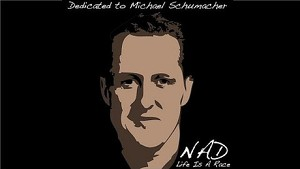 Life Is A Race - Dedicated to Michael Schumacher