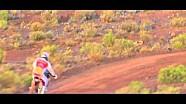 2014 Dakar Stage 8 - Team HRC