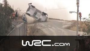 Crash Special WRC Rally México 2014