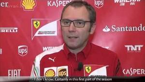 Bahrain GP - Stefano Domenicali about race
