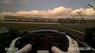 Engage Mobile presents - A Lap of the Indy Road Course by Graham Rahal with Google Glass