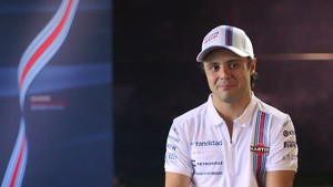 Felipe Massa interview before Monaco GP